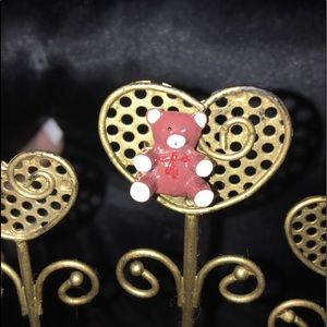 Jewelry - Adorable vintage bear pin